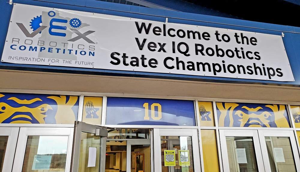 Watch State Vex IQ Championships LIVE From Kimball