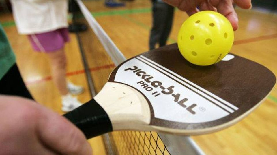Indoor Pickleball Begins on Oct. 7 in Kimball