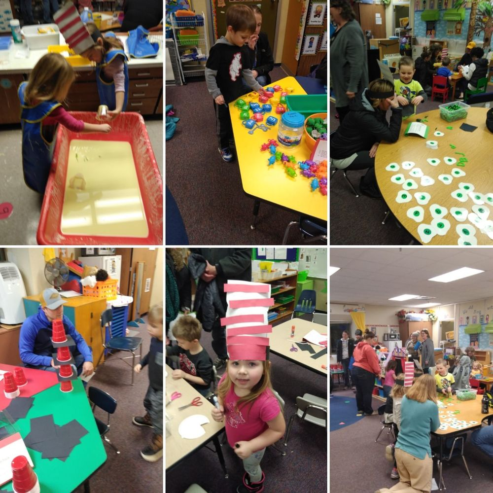 Preschool Literacy Night