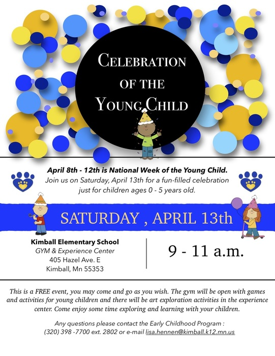 Celebration of the Young Child