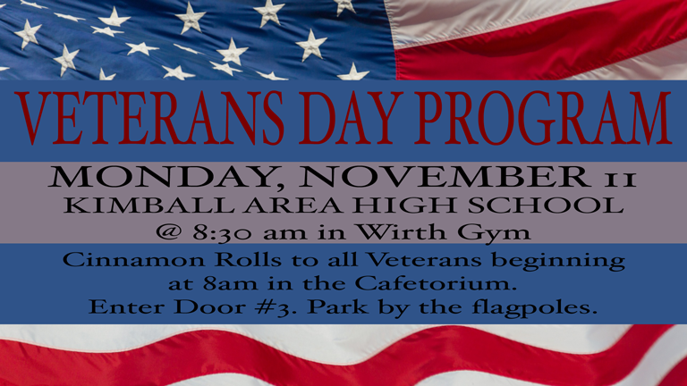 Veterans Day Invite