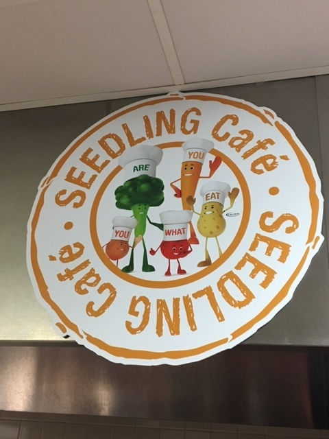 Seedlings Cafe'