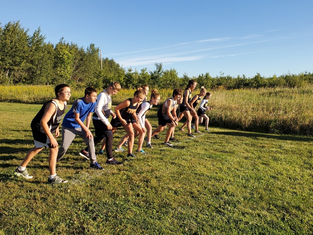 EVWK Jr. High XC