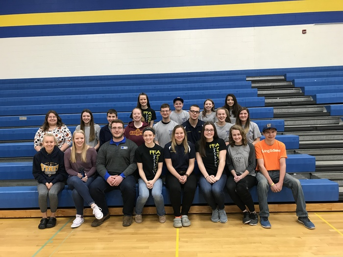 Kimball FFA Heading to State